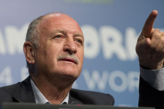 5 Ways Brazil Coach Luiz Felipe Scolari Should Experiment vs. South Africa