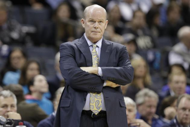 Grading Steve Clifford's Season for the Charlotte Bobcats so Far