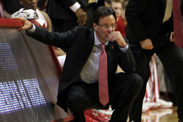 Indiana Basketball: Hoosiers' 3 Biggest Concerns for the Postseason