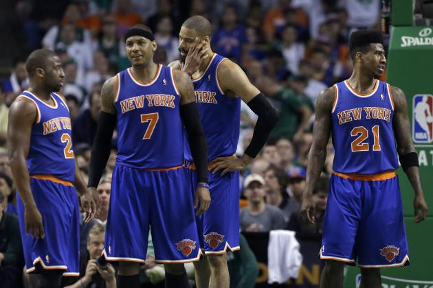 5 Changes New York Knicks Must Make During 2014 NBA Offseason