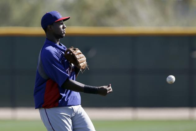 Rangers Who Are Turning Heads Early at Spring Training
