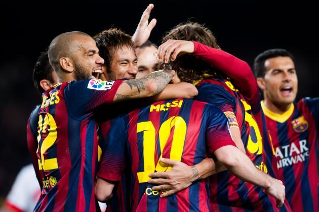 Power Ranking the Top 20 European Clubs: Liverpool, Dortmund, Barcelona Climb