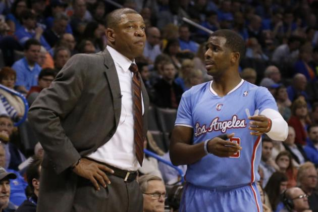 Grading Doc Rivers' Season for the LA Clippers so Far