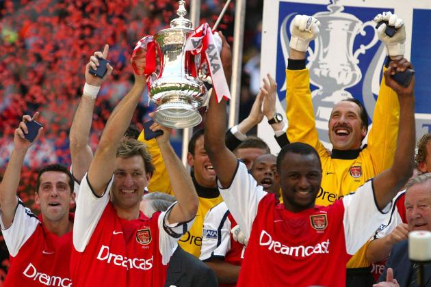 Lee Dixon: My Greatest Arsenal XI