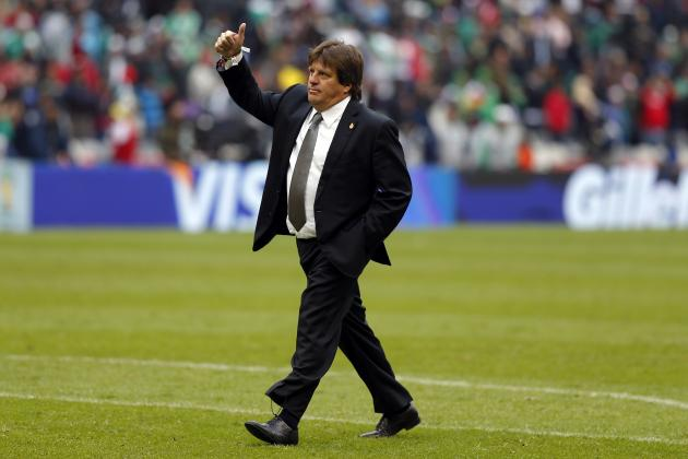5 Things Mexico Coach Miguel Herrera Should Experiment with vs. Nigeria