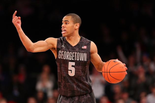 College Basketball Picks: Creighton Bluejays vs. Georgetown Hoyas