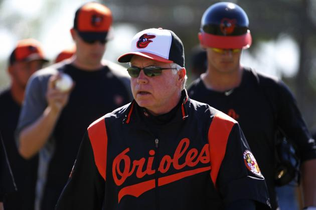 4 Players Turning Heads Early at Orioles Spring Training