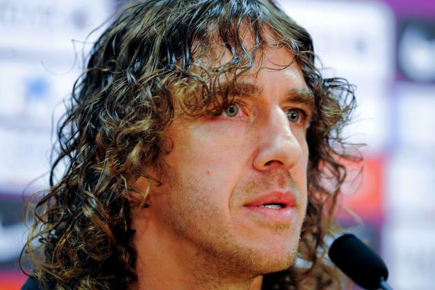6 Potential Destinations for Carles Puyol