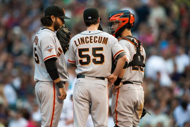 1 Strength and Weakness of Each Player on the San Francisco Giants 40-Man Roster