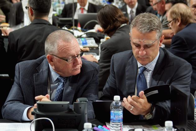 NHL 2014 Trade Deadline Day: Plan of Action for Carolina Hurricanes