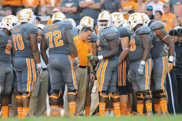 Tennessee Football: Position-by-Position Spring Practice Preview