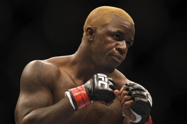 Melvin Guillard and the 7 Best Lightweight Knockout Artists