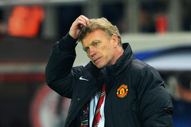 Europe's Biggest Underachieving Clubs: United Could Drop Even Lower This Month
