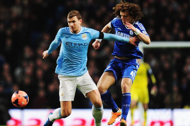 5 Players Manchester City Should Target to Replace Edin Dzeko