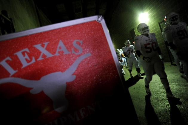Texas Football: 4 Biggest Position Battles to Watch in Spring Practice