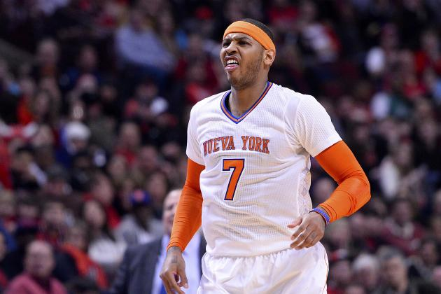 Blueprint to Rebuild New York Knicks During 2014 Offseason