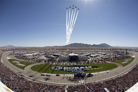 Complete Preview and Prediction for the 2014 Sprint Cup Series at Las Vegas