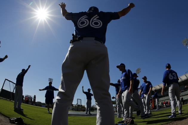Toronto Blue Jays: Breaking Down Each Key Position Battle in Spring Training