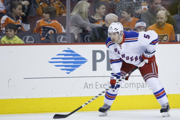 Report Card for New York Rangers' 2014 Trade Deadline Decisions