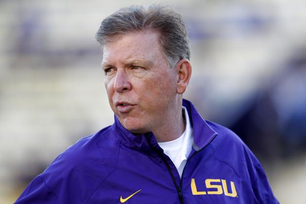 LSU Football: 5 Biggest Position Battles to Watch in Spring Practice