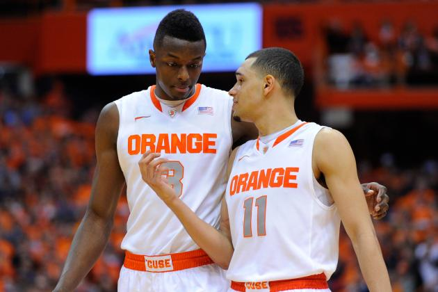 Syracuse Basketball: The 5 Most Impressive Orange in 2013-14 Regular Season