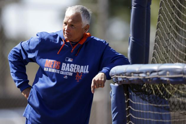 Breaking Down New York Mets' Key Position Battles