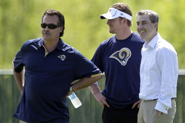 St. Louis Rams' Blueprint for Winning Free Agency