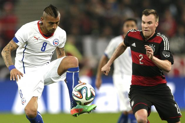 Germany vs. Chile: 6 Things We Learned