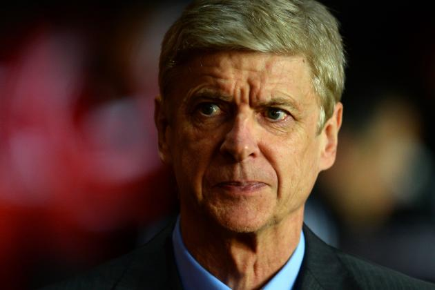 5 Questions You'd Love to Ask Arsenal Boss Arsene Wenger