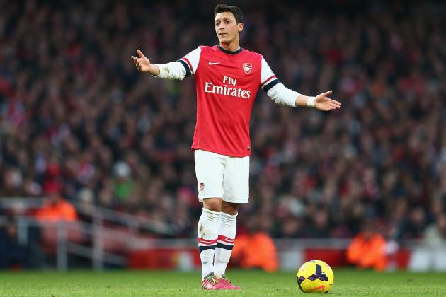 Solutions to Getting Arsenal's Mesut Ozil Back to Form