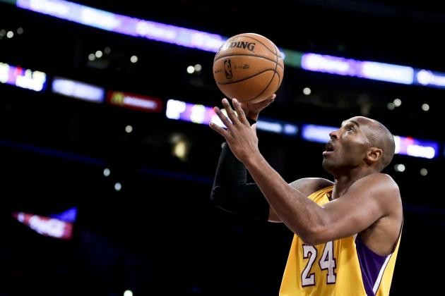 Pros and Cons of Kobe Bryant Sitting Out Rest of LA Lakers Season