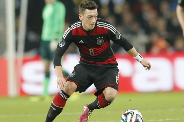 Predicting Germany's World Cup Squad Following Latest Internationals