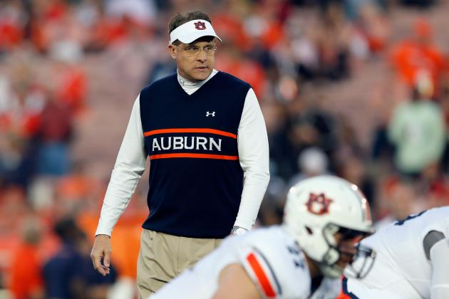 Auburn Football: Position-by-Position Spring Practice Preview