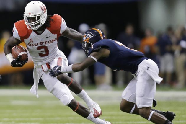 College Football's Top WRs Entering 2014 Spring Practice