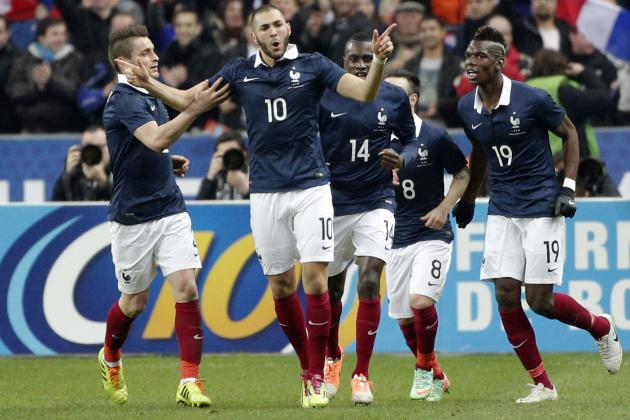 Predicting France's World Cup Squad Following Latest Internationals