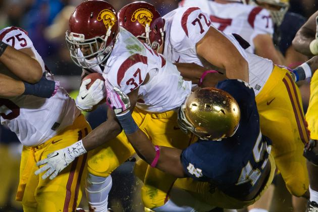 Notre Dame Football: Pre-Spring Opponent Preview: USC