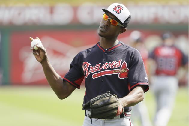 Breaking Down Atlanta Braves' Key Position Battles