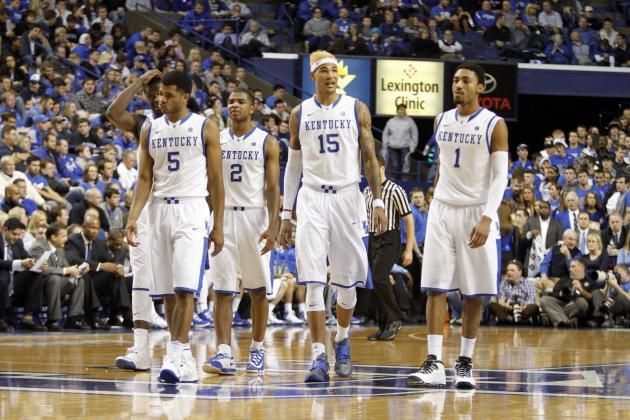 Kentucky Basketball: The 5 Most Impressive Wildcats in 2013-14 Regular Season