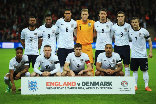 At the Departure Gate Week of Mar 3: Who's Currently in Hodgson's England Squad?