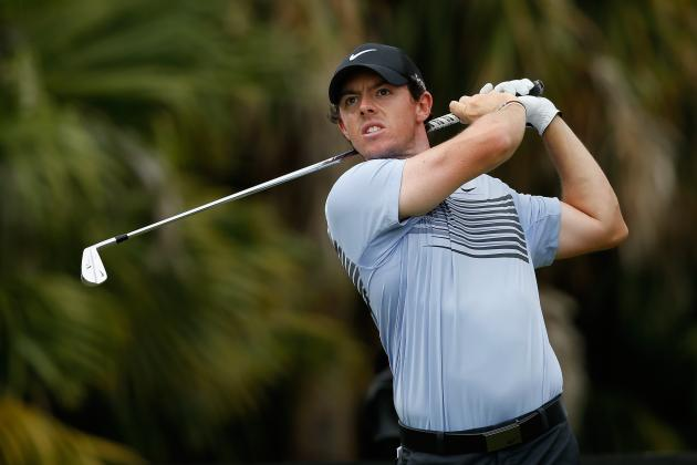 Rory McIlroy at WGC-Cadillac Championship 2014: Daily Score, Leaderboard Updates