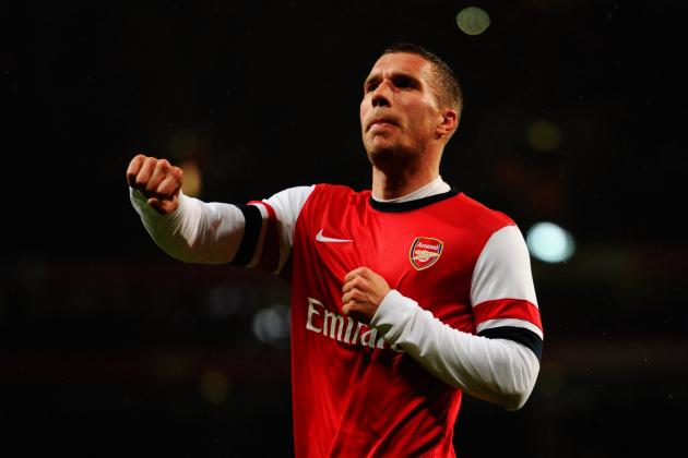 Paper Gossip: Arsenal Anger over Wilshere, Inter Eye Poldi, Battle on for Alves
