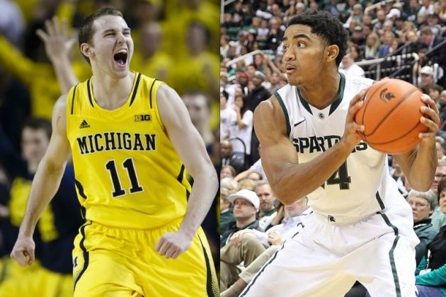 Ranking Top 2014 NBA Draft Prospects in Every Major Conference