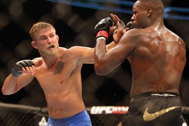UFC Fight Night 37: Gustafsson vs. Manuwa Fight Card Betting Odds & Predictions