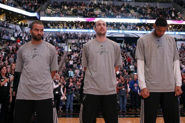 5 Things to Watch for During San Antonio Spurs' Final Games