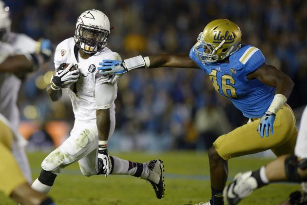 UCLA Football: 5 Most Important Spring-Practice Position Battles