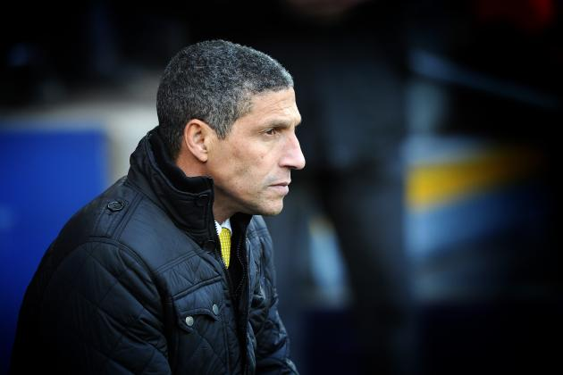 Firing Squad: Hughton, Schneider Among Europe's Most Under-Fire Managers