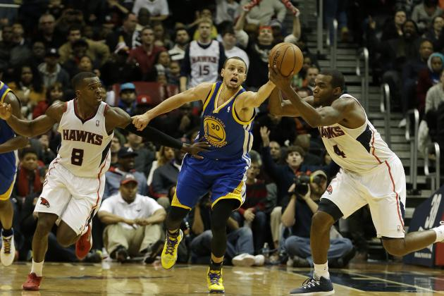 Golden State Warriors: 5 Positives Heading into Game Against Atlanta Hawks