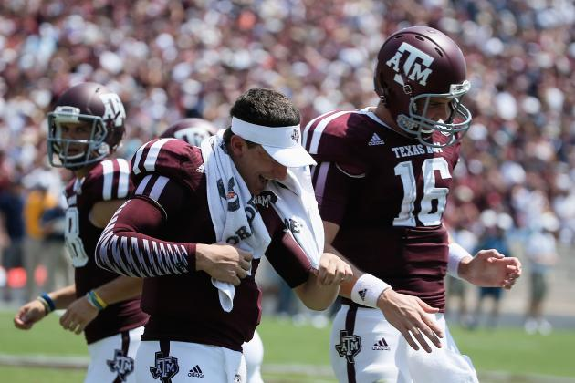 Every College Football Team's 1 Position Battle That Will Last Until Opening Day