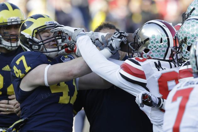 Michigan Football: 4 Wolverines Who Are Changing Positions This Spring