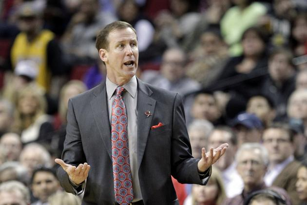 Grading Terry Stotts' Season for the Portland Trail Blazers so Far